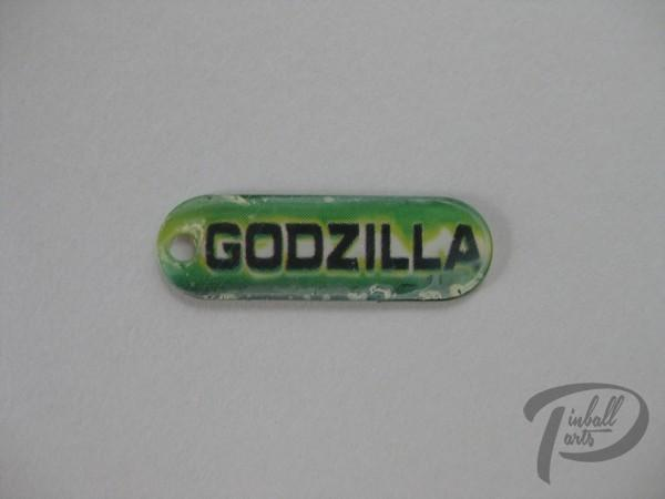 Schlüsselanhänger Godzilla