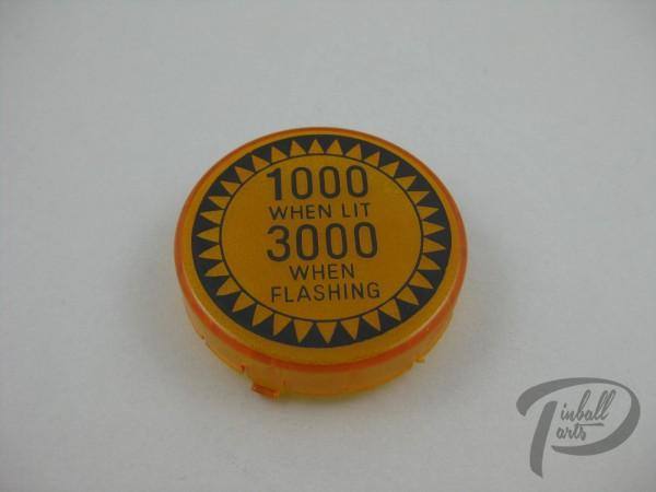 Bumper Cap 1000 When Lit