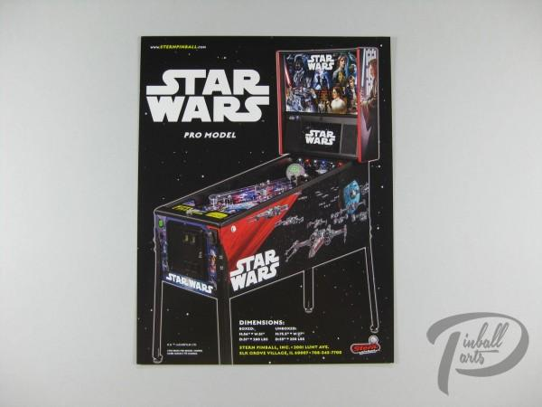 Flyer Star Wars Pro