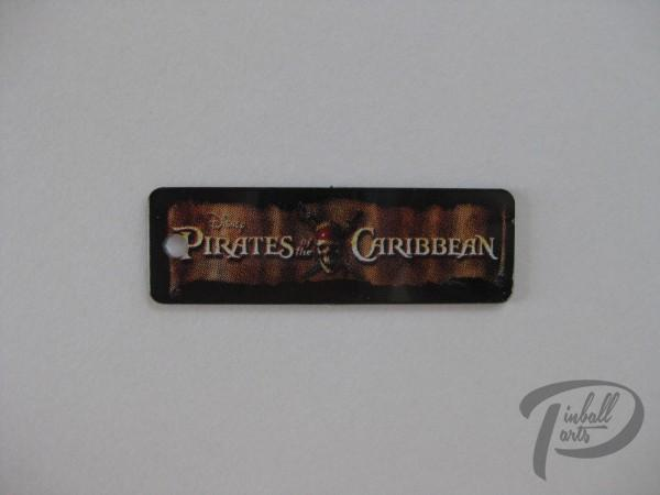 Schlüsselanhänger Pirates of the Caribbean