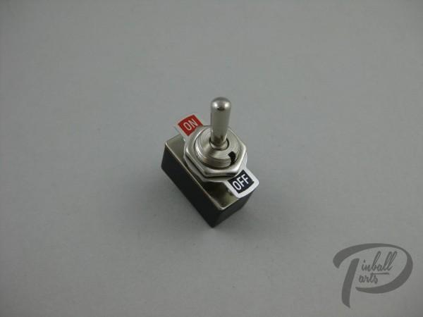 Schalter ON / OFF Bally 2-polig