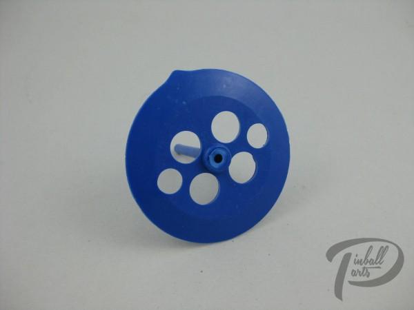 Bumper Skirt blau Gottlieb B-Ware C-10433-BL