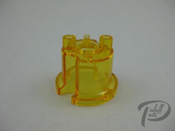 Schlagturmkörper gelb transparent