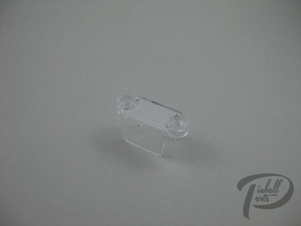 Kugeldurchlauf klar transparent