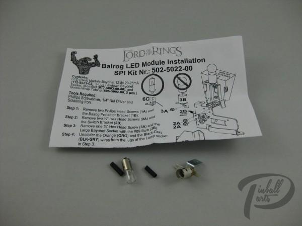 Balrog LED Kit