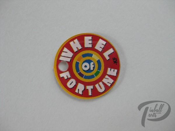 Schlüsselanhänger Wheel of Fortune