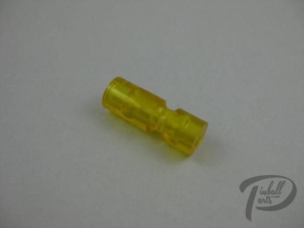 Mini Post gelb 1 1/16 Zoll