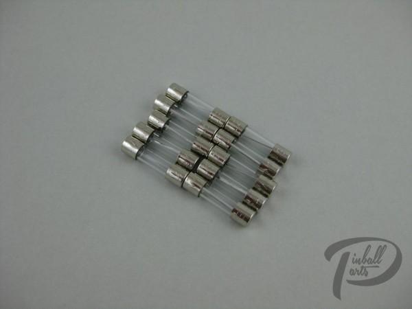 Sicherung 5 Ampere träge 10er Pack