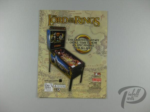 Flyer Lord of the Rings