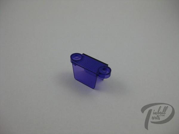 Kugeldurchlauf violett transparent
