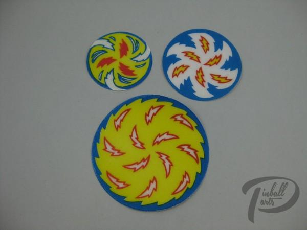 Disc Decal Set Whirlwind
