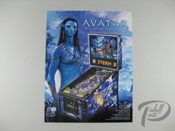 Flyer Avatar Pro