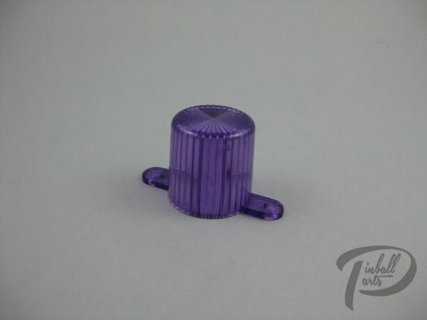 Flasherkappe violett