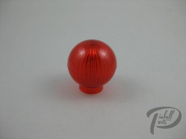 Flasherkappe rund rot