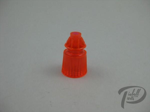 Star Post orange fluoreszierend