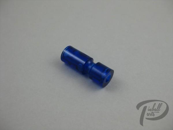 Mini Post blau 1 1/16 Zoll